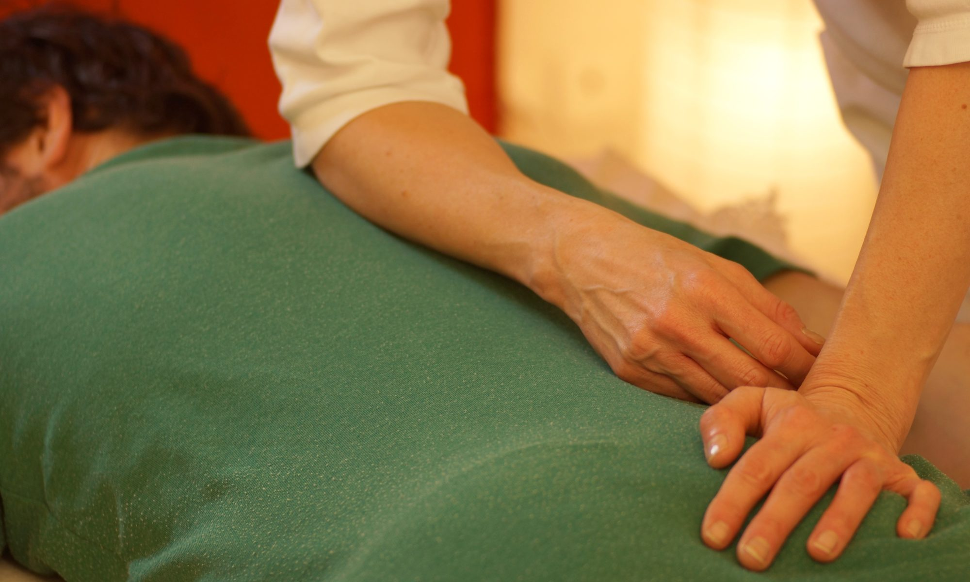 Behandlungsbild Rücken